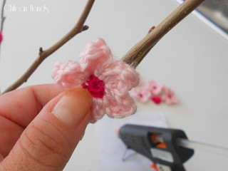 cherry blossom plus beanie how to 005 | by chileanhands