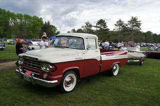 1959 Dodge 100 Sweptside Pick-Up | by Crown Star Images