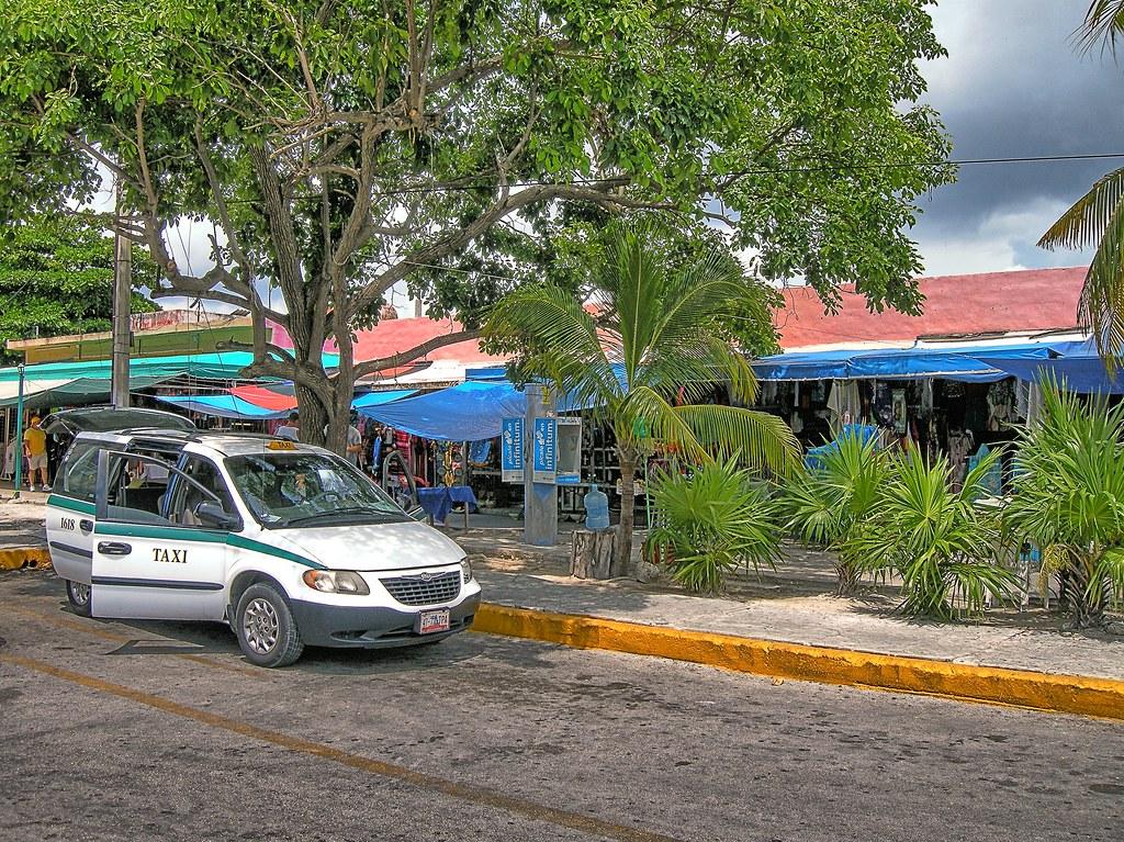 Resultado de imagen para taxi cancun