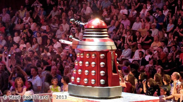 BBC DW Proms - Ben Foster and his sonic conductors baton