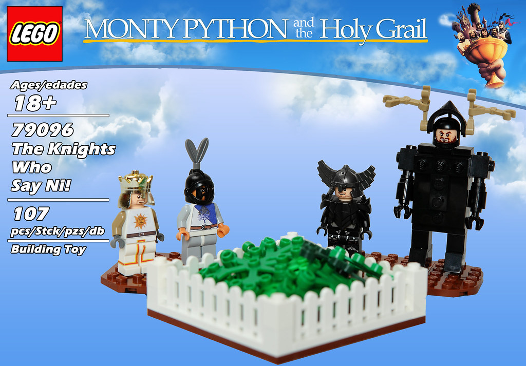 LEGO 79096: The Knights Who Say
