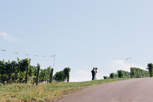 Melissa & Drew / Hawks View Cellars Wedding