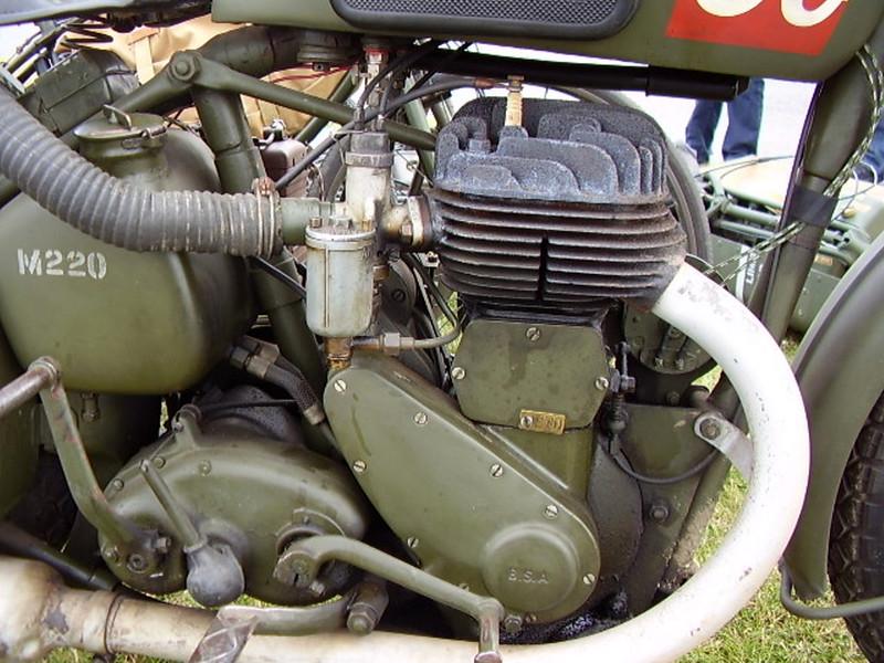 BSA M20 (3)