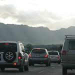 Oahu traffic