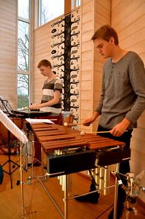 SYBB 2014-01-04 - Tobias Jutestål och Petter Midholm