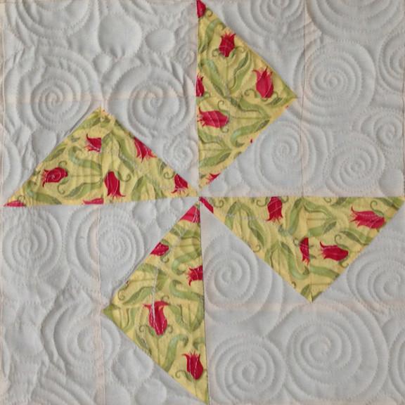 Large Pinwheel 09
