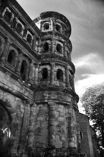Roman Gate, Trier Germany