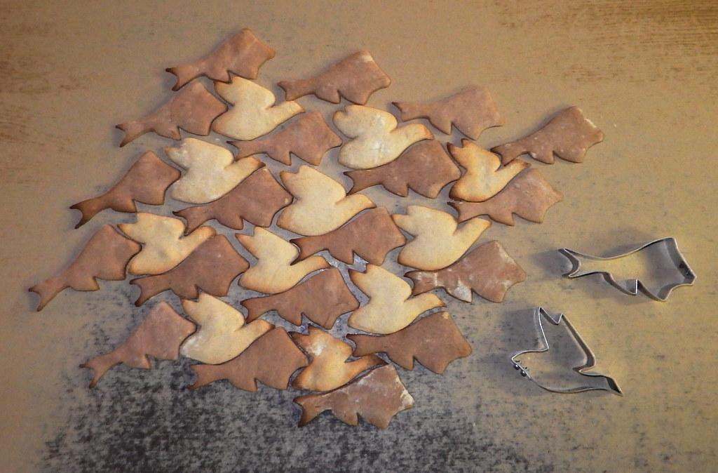 Escher Cookie Cutters - The Sequel