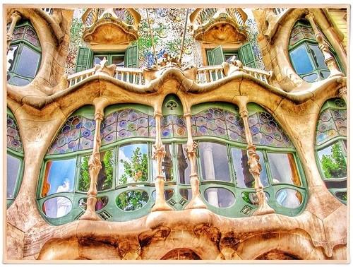 Casa Batllo facade | by Ronald Douglas Frazier