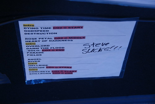Black Label Society set list | by Metal Chris