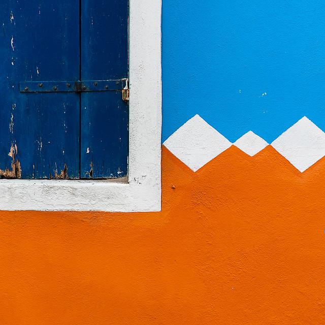 colorful facade sqaure No 03