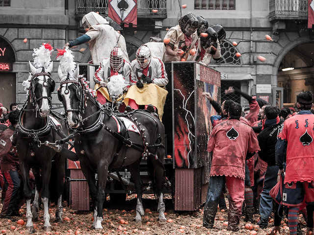 Project365/41-Carnevale d'Ivrea, Battaglia delle Arance