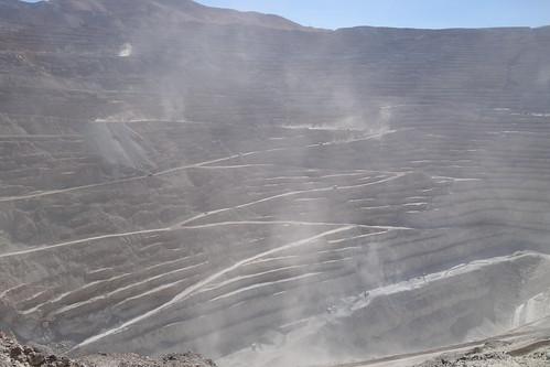 Chuquicamata - größter Tagebau der Welt_1