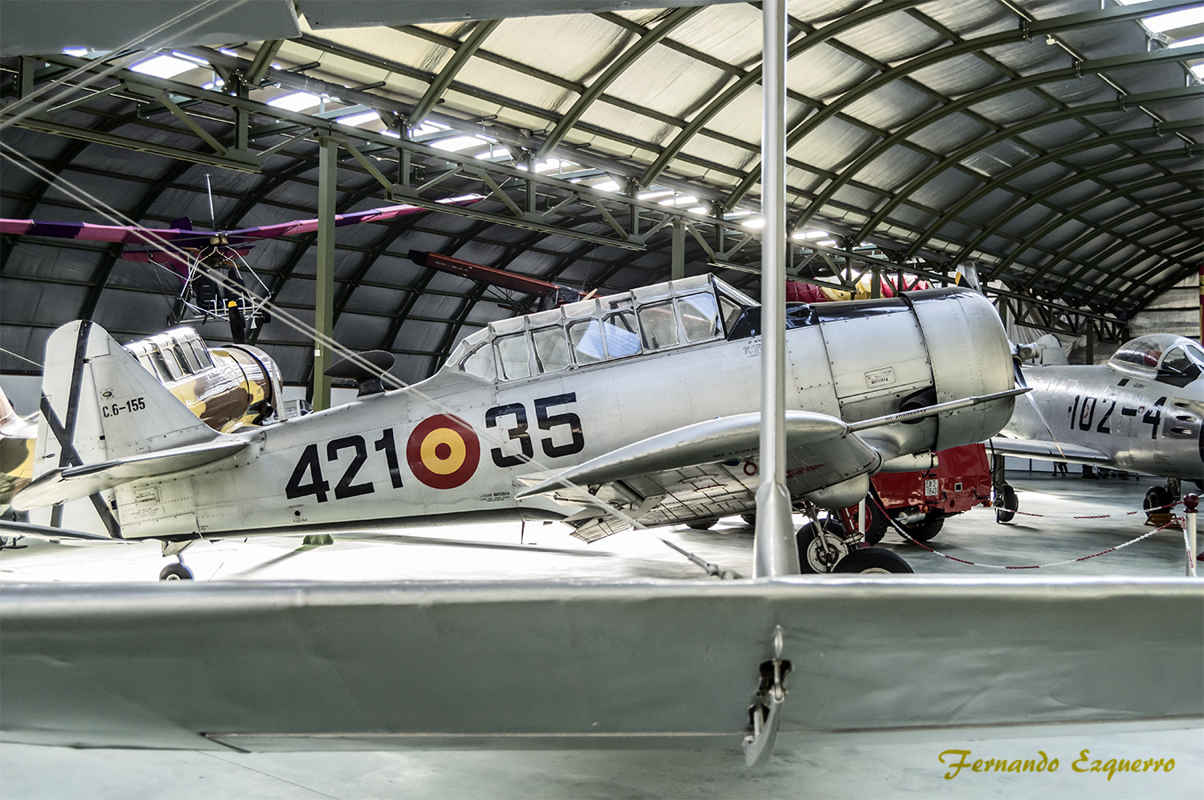 North American T-6 (Texan)