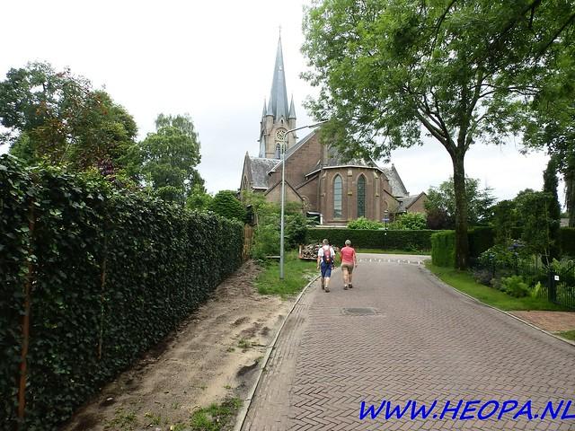 2016-06-23 2e dag Laren Wandel 4 daagse Het Gooi 30 Km (66)