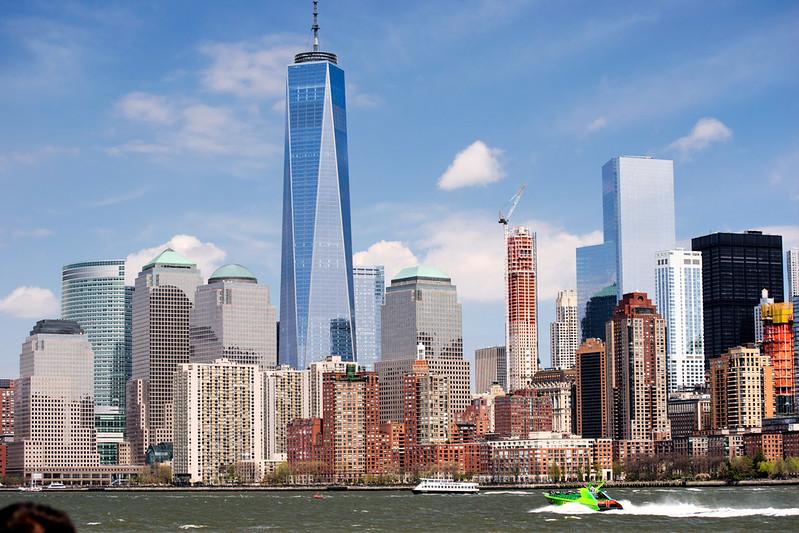 New York Harbor Cruise