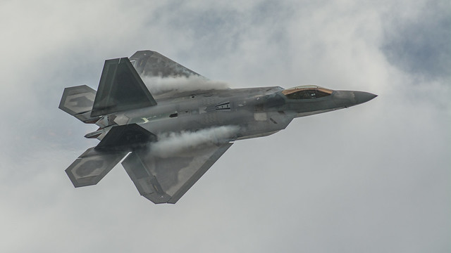 F22 In Action
