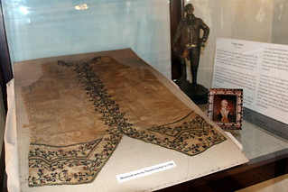 Charleston: Old Exchange and Provost Dungeon - Thomas Sumter's waistcoat | by wallyg