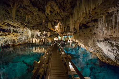 hamilton cave bermuda nationalgeographic crystalcaves underwatercave thecrystalcavesofbermuda