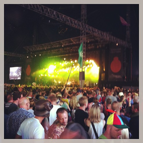 Of Monsters And Men #arena #rf13 | by Simon Fredslund