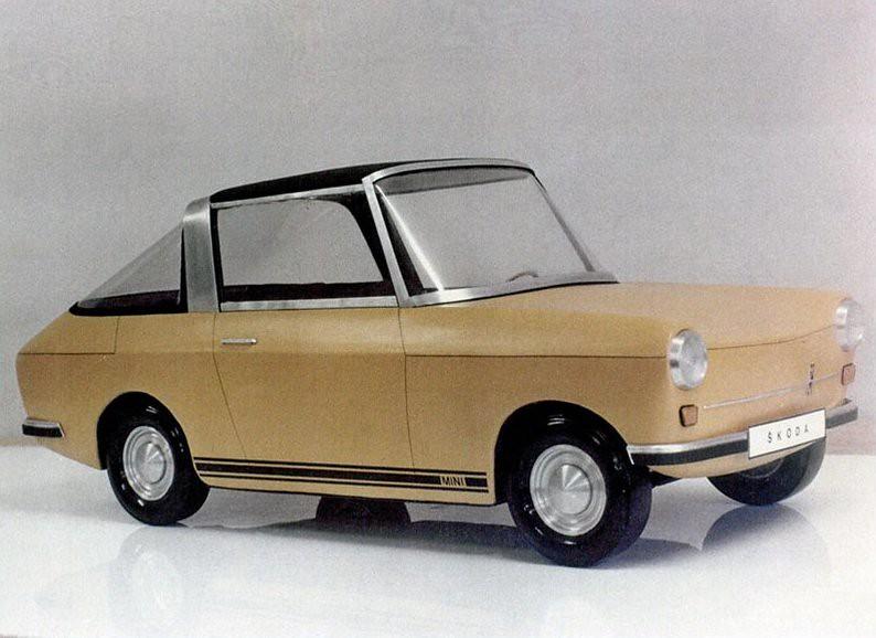 1968 Skoda Mini