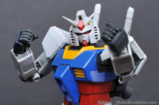 MG RX-78-2 Gundam Ver 3 2
