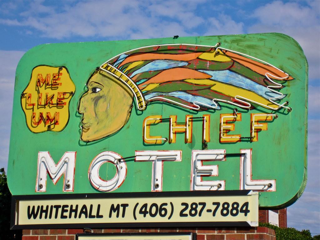 Chief Motel Whitehall, MT