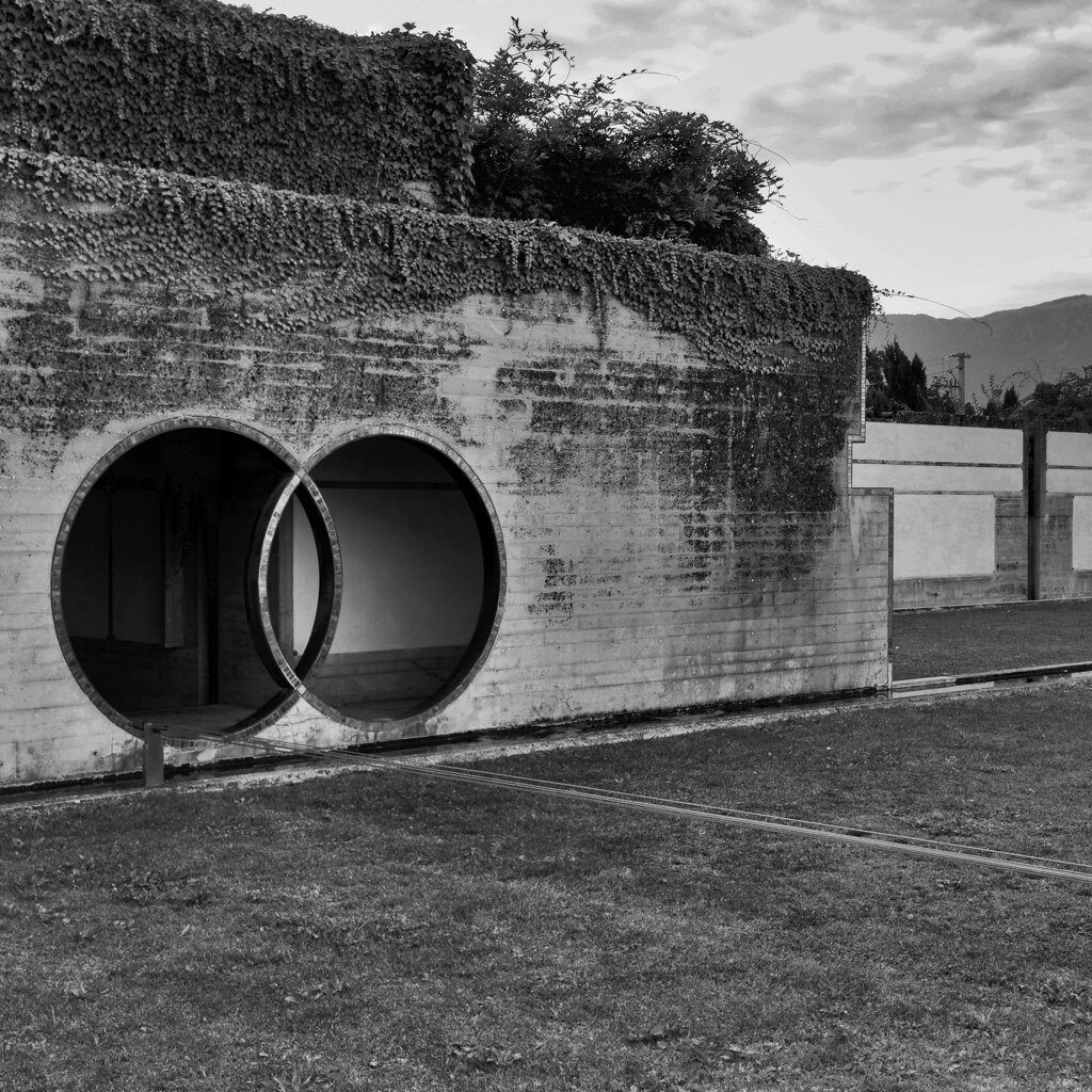 carlo scarpa, architect: brion tomb, san vito d'altivole c