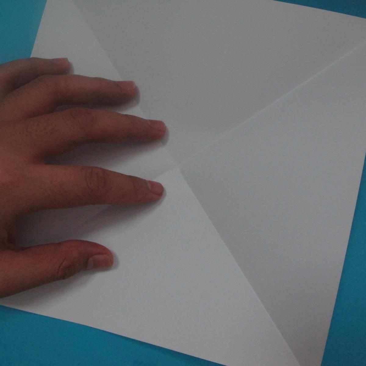 วิธีการพับกระดาษเป็นนกเพนกวิ้น 002