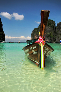 Maya Bay, Koh Phi Phi Leh | by Seattle ✈ Dredge