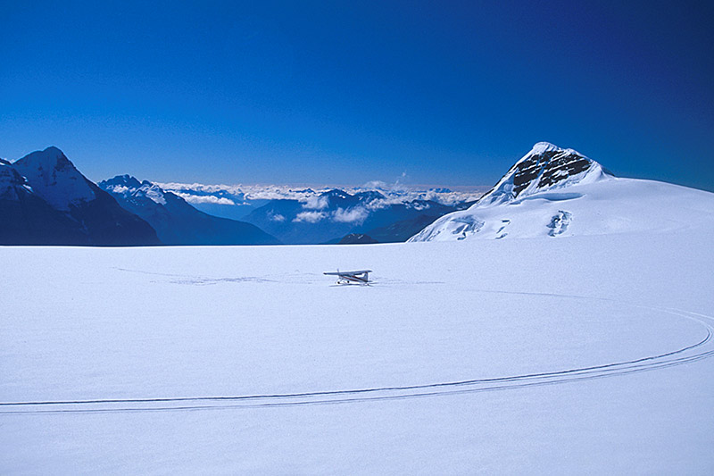 Columbia Icefield, Jasper National Park, Canadian Rocky Mountains, Alberta, Canada