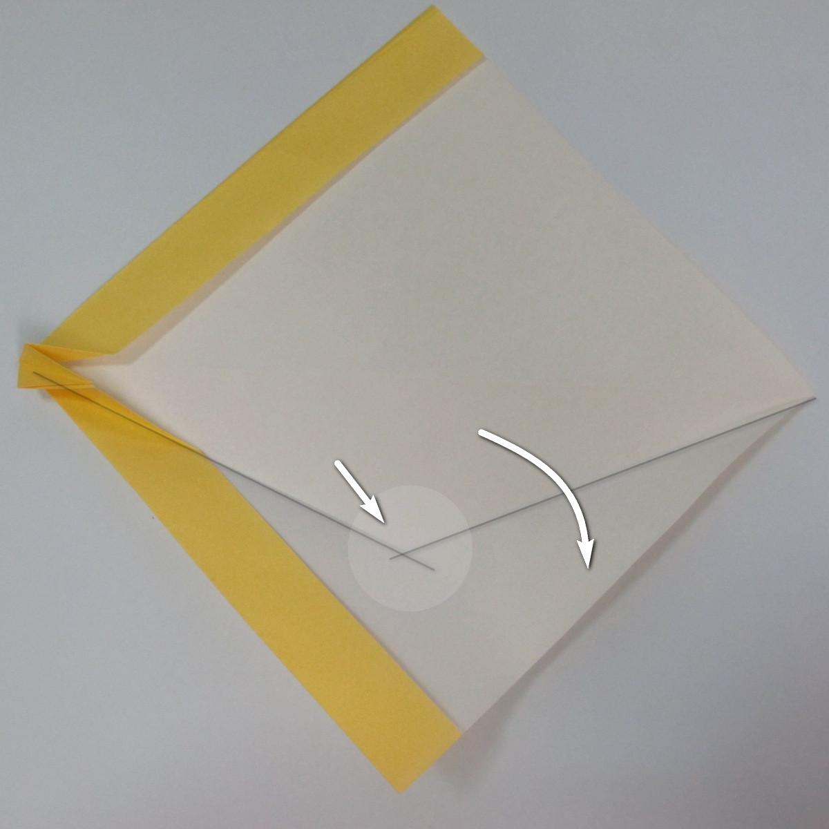 สอนวิธีพับกระดาษเป็นรูปลูกสุนัขยืนสองขา แบบของพอล ฟราสโก้ (Down Boy Dog Origami) 027