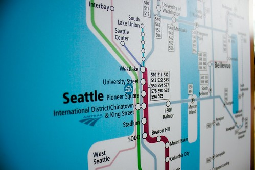 Sound Transit System Map