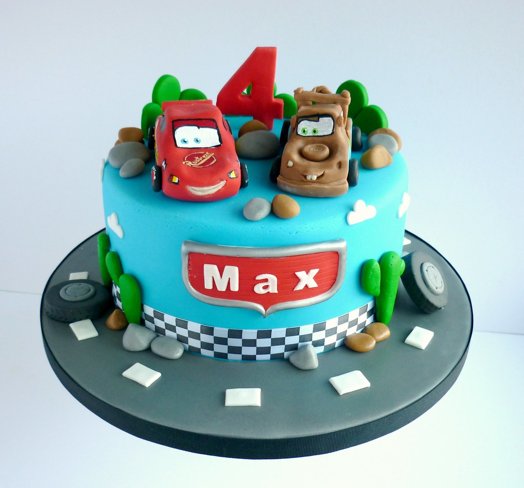 Amazing Cars Themed Birthday Cake Swirlsbakery Flickr Personalised Birthday Cards Veneteletsinfo