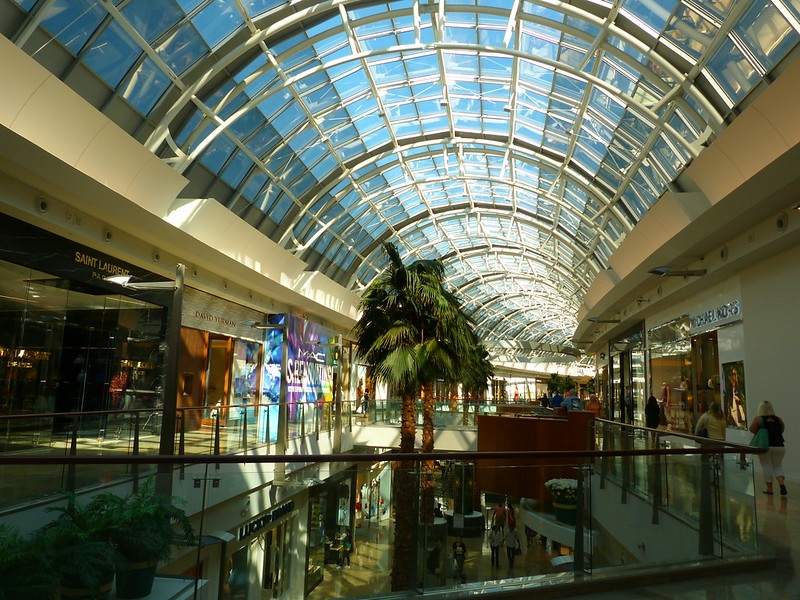 The Mall at Millenia, Orlando FL