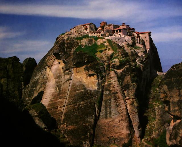 Monastery Metamorphosis - Meteora