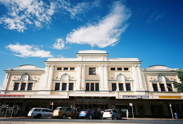 Regent Cinema, Albury