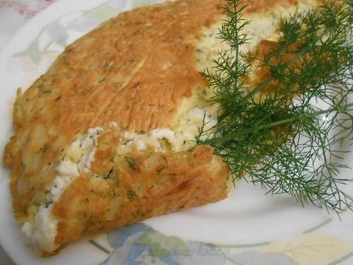 frittata finocchietto  ricotta  0002 | by cheffina2012