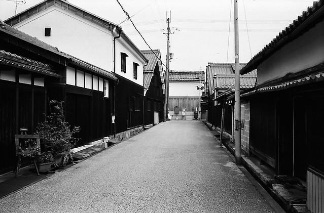 Street of Rich Merchant Houses