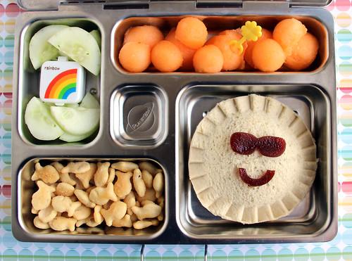 Sunshiney Preschool Bento #468 | by Wendy Copley