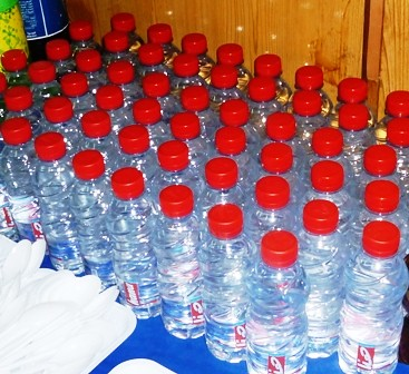 bottled water | by Iqbal Osman1