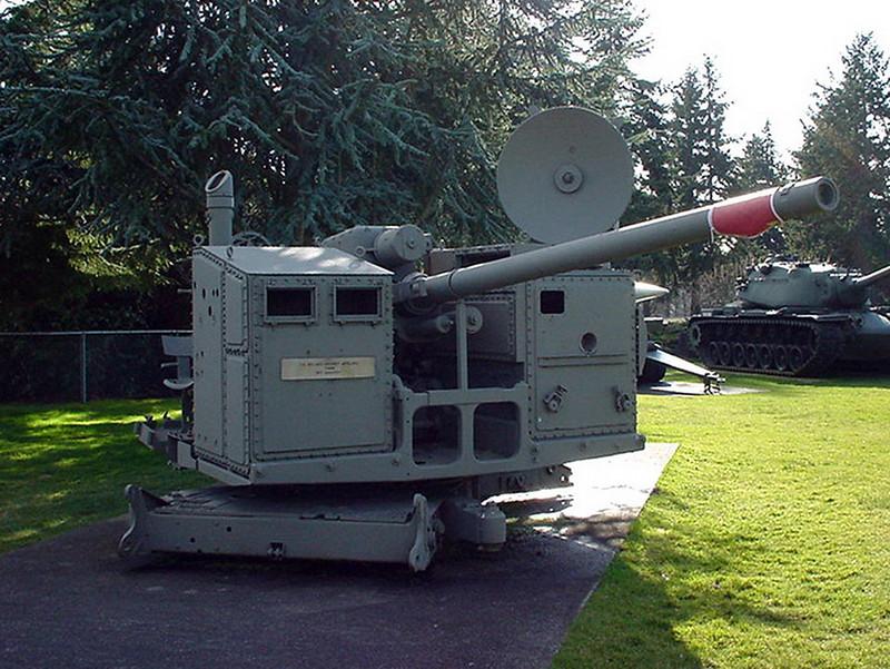 75mm M51 Skysweeper (2)