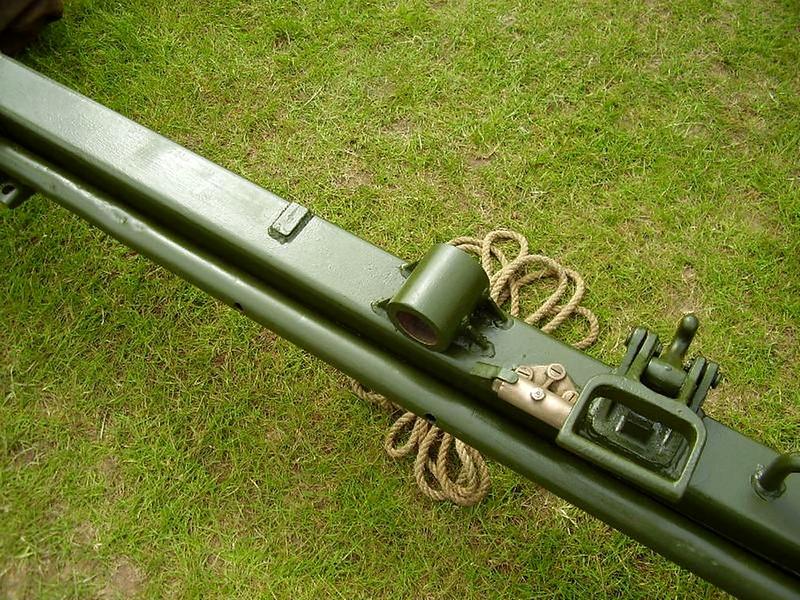 Britanniques 6pdr Anti Canon du char (5)