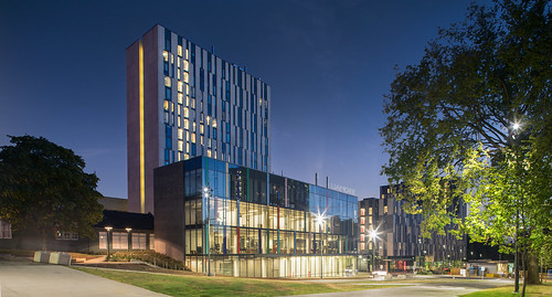 UBC Dorm Buildings, August 17th 2015 | by Liam Gee — liamgee.com