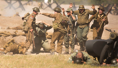 D-Day Reenactment Photo | by Will.Moneymaker