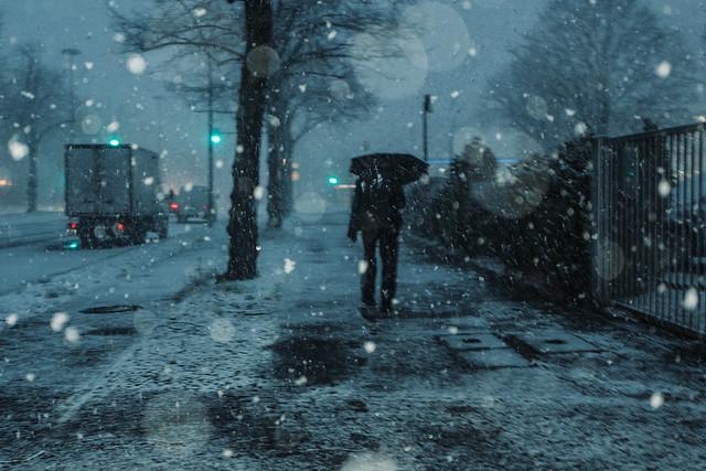 Let it snow - let it snow