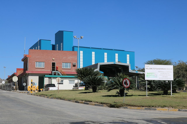 Welcome to FOSKOR Mining Division