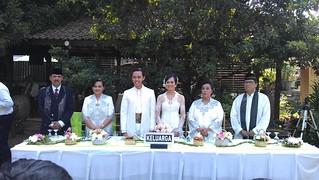 Wulan Pragus wedding day (2)