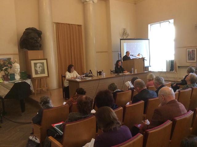 Фев 24 2016 - 12:51 - Научная конференция к 80-летию Николая Рубцова