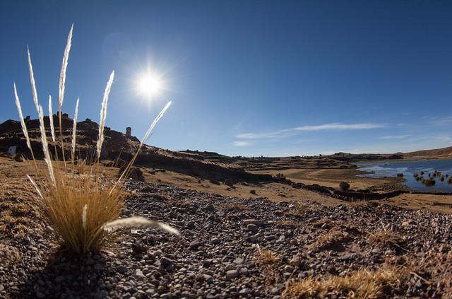 Landscapes of Peru, Puno